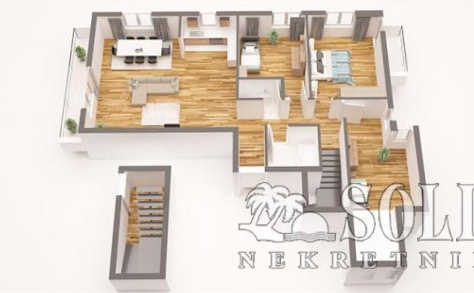 Duplex stanovi Novi Sad