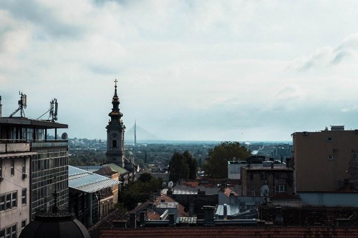 Beograd zgrade i kuce