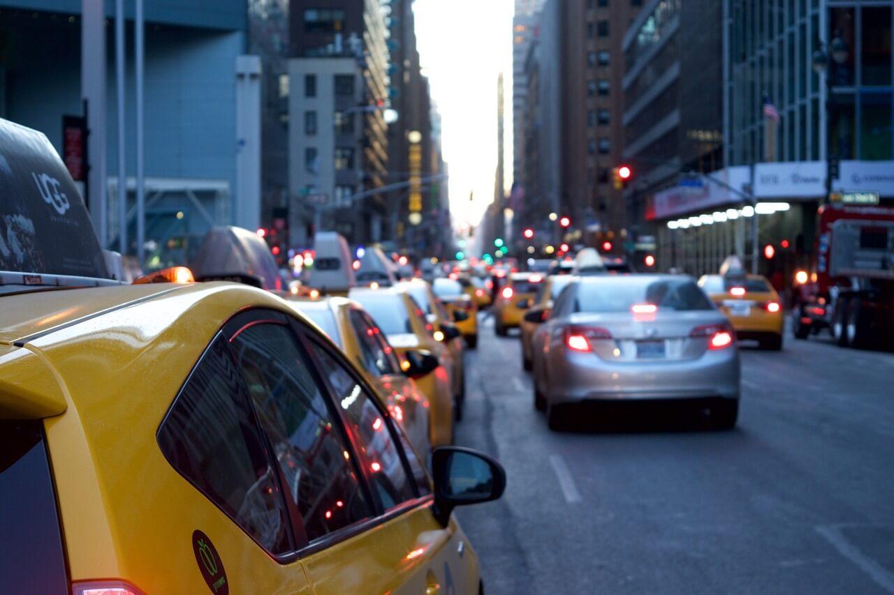 Gužva u gradu saobraćaj