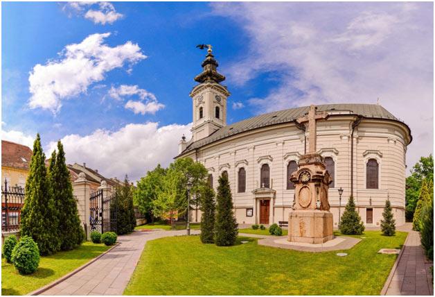 Crkve Novi Sad
