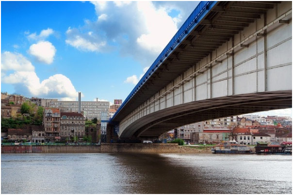 Beograd mostovi