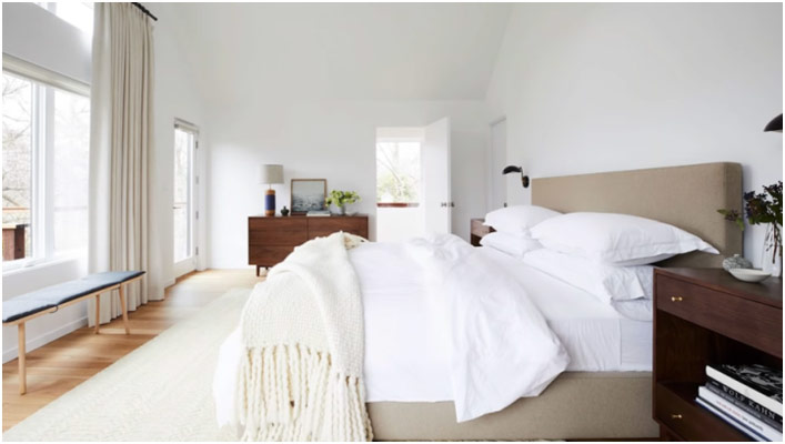 Luks spavaća soba